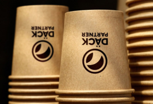 Marknadens efterfrågan på miljövänliga brunt kraft pappersmuggar med tryck